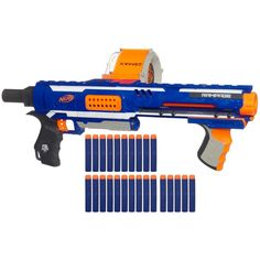 Not to be confused with the Nerf N-Strike Elite video game. N-Strike Elite is a current series of Nerf blasters that was released on August Sports Games For Kids, Toys For Boys, Kids Toys, Children Games, Arma Nerf, Plantas Versus Zombies, Cool Nerf Guns, Nerf Mod, Shops