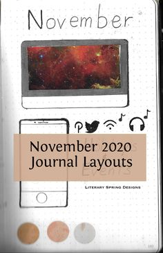 My November theme is tech as 2020 has relied heavily on tech to help us work and communicate with each other.