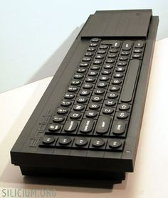 The Sinclair QL. Had (and have) one of these, somewhere. This is the computer that inspired Linus Torvalds to write Linux, believe it or not