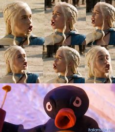 Shares Game of Thrones. The war of five queens, the series where most die in the end, much-loved series comes with many hilarious memes and funny pictures so once you have entertained yourself with GOT series you will also enjoy these memes.       Shares
