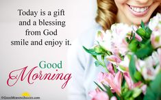 Good Morning Blessings Images Quotes for best wishes ever. Hearlty blessings to your loved ones, family members, kids. A blessing can change whole day in positive way. Good Morning Today, Good Morning Prayer, Good Morning Texts, Morning Wish, Monday Blessings, Morning Blessings, Morning Prayers, Blessed Morning Quotes, Good Morning Quotes