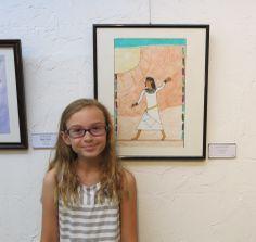 Manatee County Schools Exhibit at ArtCenter Manatee until June 6, 2014.