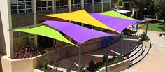Polytex Shade Sail Add Canopy Cover to Courtyards
