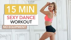 """ohhhh yes - another DANCE WORKOUT . the sexy version ♥︎ / Werbung This one is full of hits that were popular in the - and """"Temperature"""" by Sean Paul w. Fitness Workouts, 15 Min Hiit Workout, Leg Workout At Home, Workout Routine For Men, Workout Challenge, Workout Videos, Workout Men, Men's Fitness, Muscle Fitness"""