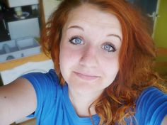 #ginger #gingers #ginger #hair #curly #blueeyes #freckles