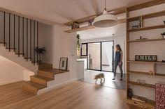 Una casa genial y llena de espacio