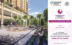 Sai World City, Panvel 42 Acre Township Amphitheatre www.paradisegroup.co.in #paradise #paradisebuilders #realestate #luxury #luxurioushouse #realtor #propertymanagement #bestpropertyrates #homesellers #bestexperience #homebuyers #dreamhome #mumbai