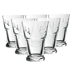 Abeille Drinking Glass (Set of 6)