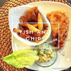 Qui n'adore pas le «Fish and chips» venu tout droit d'Angleterre, c'est un de ces repas où personne ne dit «c'est pas bon !»,…