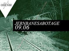 Idag sætter jernbanemuseet fokus på jernebanesabotagen under 2. verdenskrig. #RailwaySabotage #Exhibition #DanmarksJernbanemuseum #Odense #jernbanemuseet #thisisodense #mitodense #railwaymuseum  Læs anbefalingen på: www.thisisodense.dk/13162/jernbanesabotage