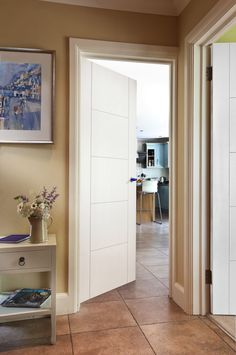 Iseo C4500 White Primed Doors, Home Themes, Timber Door, Contemporary Doors, Fire Doors, Tall Cabinet Storage, Sweet Home, Interior Doors, Modern