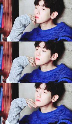 EXO Baekhyun photoshoot for Cosmopolitan - Moon Lover