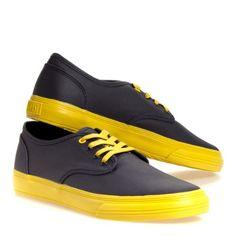 Iron Fist Men's The Winston Sneaker 9 Blue