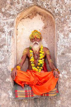 Meditation in Rajasthan