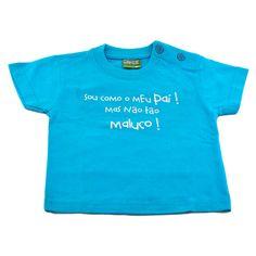 Já conhecem esta??  Sou como o meu pai! mas não tão Maluco!  http://www.galinhamagricela.com/product_info.php?products_id=46