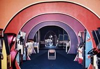 Time-Out Tunnel vintage arcade pics