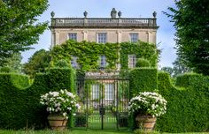 Prince Charles Highgrove Garden, in Gloucestershire