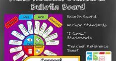 Music with Mrs. Dennis: National Standards Bulletin Board Lesson Plan Binder, Music Bulletin Boards