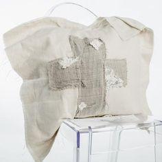 Besserina pillows handmade in Ohio. These shabby chic farmhouse pillows add…