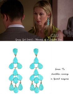 From the Valley to the Upper East Side: Lily Van der Woodsen's Style Cross-Over – Memoirs of an Invisible Dan) Gossip Girl Serena, Estilo Gossip Girl, Gossip Girl Outfits, Gossip Girl Fashion, New York Socialites, Kelly Rutherford, Jewelry Sites, Girls Earrings, Classic Elegance