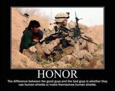 Honor, Ours vs Theirs