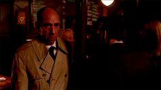 Twin Peaks — Miguel Ferrer as Albert Rosenfield #TwinPeaks Part 6: Don't...