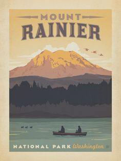 Anderson Design Group Studio, Mount Rainer National Park, Washington