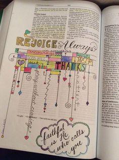 Rejoice Always **ZENTANGLE** [credit to S.Garzony, FB]