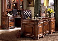 Gorgeous Home Office | Dallas Home Office Furniture   Ft. Worth Office  Furniture   Charter