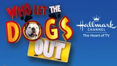More #TillmanTV watch Who Let the Dogs Out Fridays Feb 1st on @HallmarkChannel @Petco @Natural Balance Pet Foods