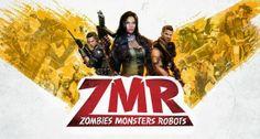 Zombies Monstros Robots é um shooter online que coloca o jogador no papel de herói caçador de monstros para salvar a Terra de invasores.