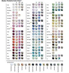 Swarovski Bead Colors...