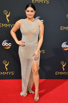 Here Are the Best Dressed Celebs From the 2016 Emmy Awards - Cosmopolitan.com