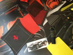 Moodboard For The Interior Ferrari Museum Design Thinking Design Ferrari