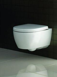 Twyford Bathrooms - 3D Rimfree® Wall-Hung Toilet