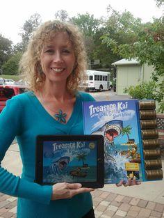 Karen Robertson's Latest Book App.