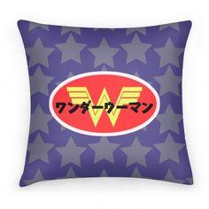 Japanese Wonder Woman