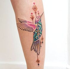Why You Want To Get A Hummingbird Tattoo   If you're interested in a hummingbird tattoo, look no further! Today's article contains tons of information about these flighty birds and over...