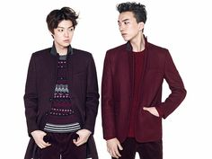 Korea Model모델 /Idol아이돌: 安宰賢 道尚宇 chris christy2013
