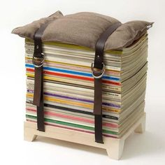 10 Creative Ways to Upcycle Your Junk into Usable DIY Chairs « MacGyverisms