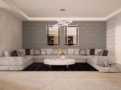 Salon moderne – canapé – design – résidentiel – INSIDESIGN BY JABEL