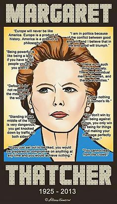 To celebrate words of wisdom from the magnificent Lady Margaret Thatcher, who showed the whole world what it means to be not only a powerful leader, but a lady. What an inspiration to all women, and men, the world over! Back to work. Great Quotes, Me Quotes, Inspirational Quotes, Beauty Quotes, Meaningful Quotes, Famous Quotes, Qoutes, Motivational, Churchill