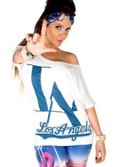 T-Shirt Los Angeles 89.90