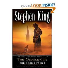 The Gunslinger (The Dark Tower, Book 1) by Steven King (says for fans of Game of Thrones and Hunger Games)