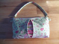 PDF SEWING PATTERN  Convertible Wristlet Clutch by aivilocharlotte, $7.95