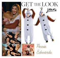 """""""Perrie Edwards Little Mix Hair Music Video 2016 #2"""" by valenlss ❤ liked on Polyvore featuring Disney and CO"""