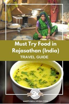 Must Try Food in Rajasathan