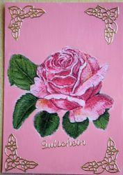 Gutschein Rose