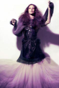 Imaginary Friend | Franziska Mueller | Mohamed Gaff  #photography  | Moga Magazine January 2012