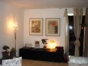 A very nice appartment of 55 sq.meters in the area Roquebrune Cap Martin. It consists of livingroom, bedroom, bathroom and separate restroom. It is located in a residence with swimming pool, garden and a parking. A stair from the garden leads directly to the seaside. MonteCalro is in 10 minutes away by car.